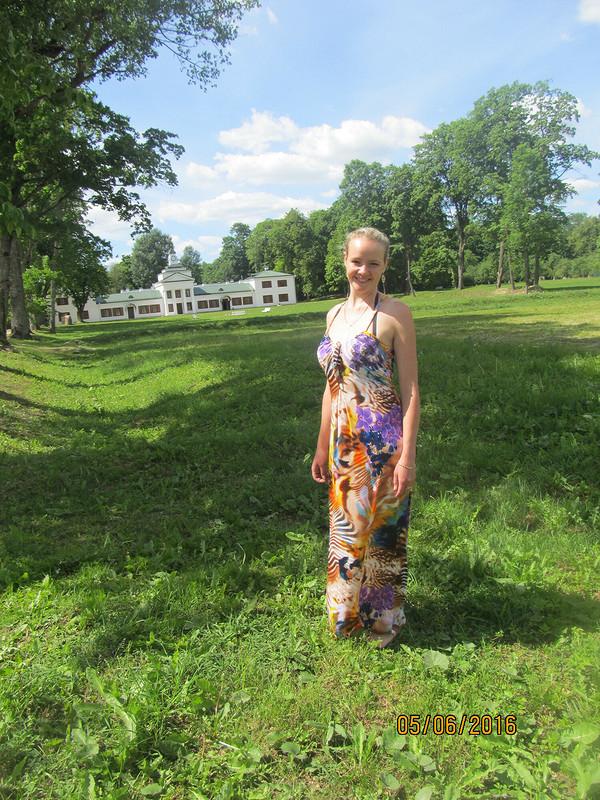 Платье-сарафан от constanta1