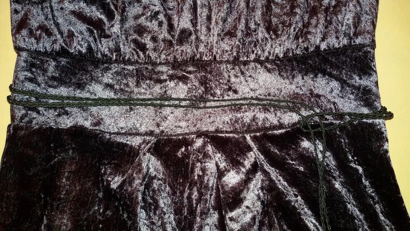 С Днём Рождения Светлана, Ольга иИнна! или Бархатное платье от Lanazi