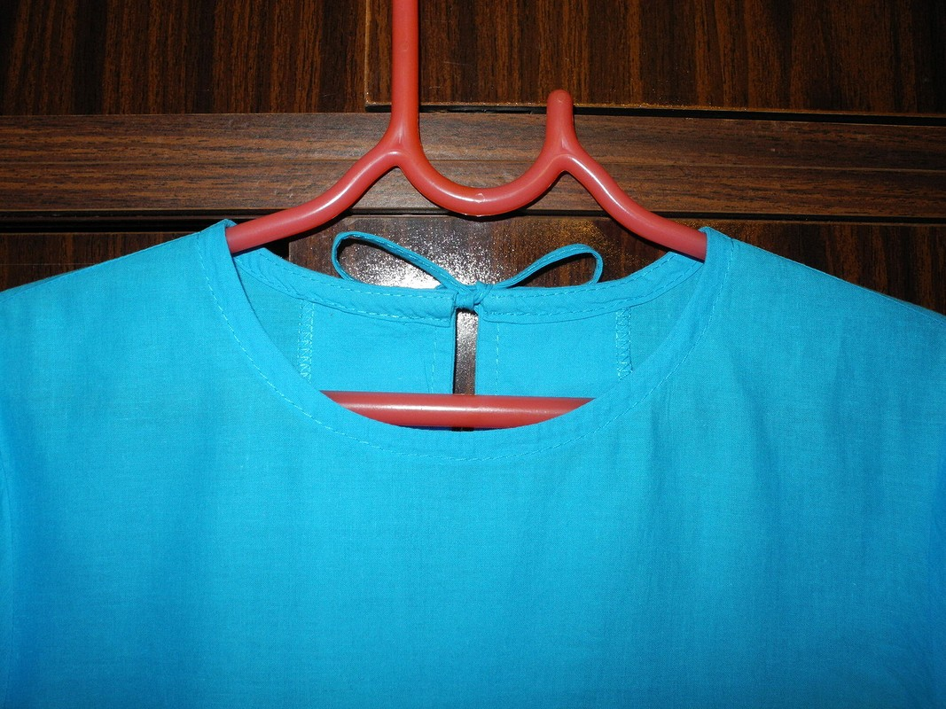 Блузка дляплемянницы-2