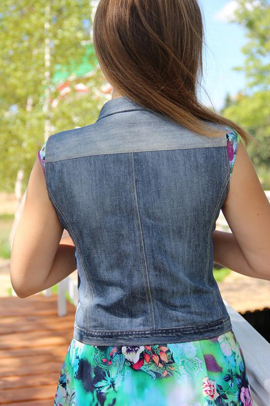 Джинсы превращаются...превращаются джинсы))) от irinka1910