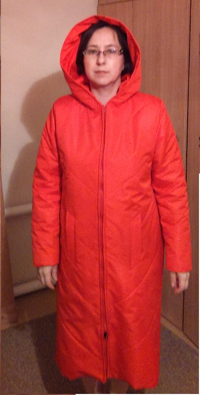 Пальто демисезонное непромокаемое