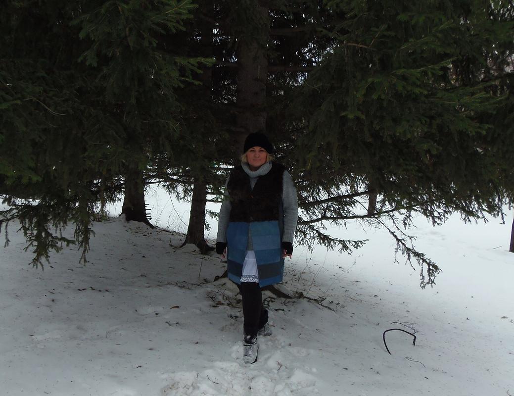 Зимний кастомайзинг от lakky