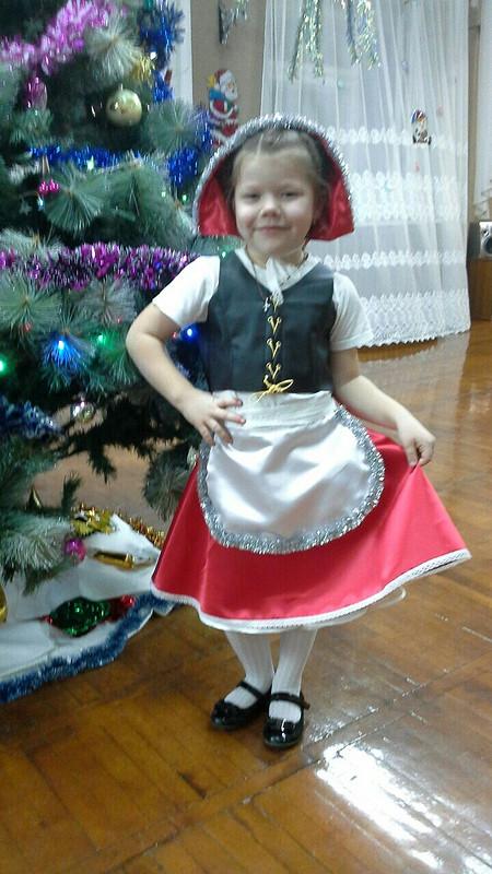 Моя Красная шапочка от Мария Александрова