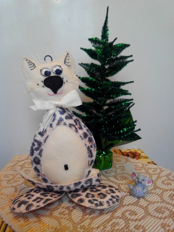 Вот такой Леопардик от LaRina
