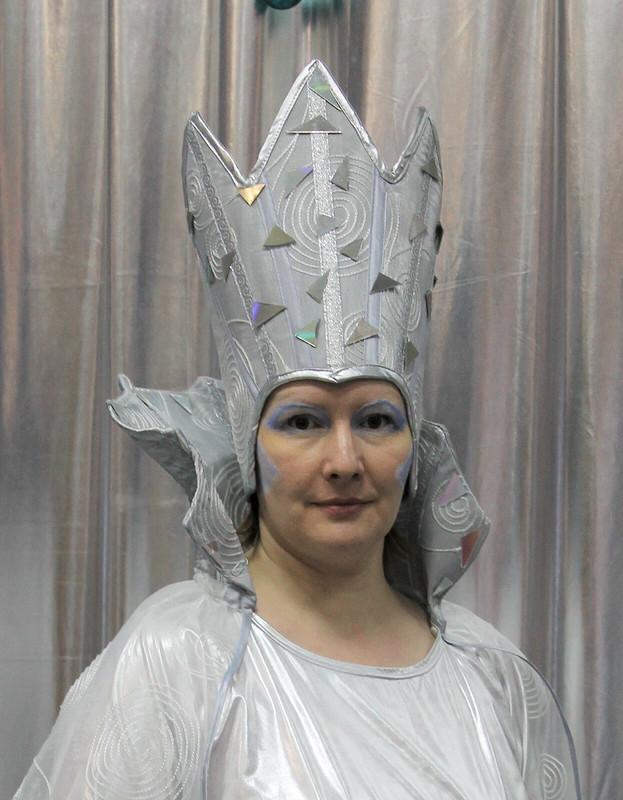 Костюм Снежной Королевы от bogk