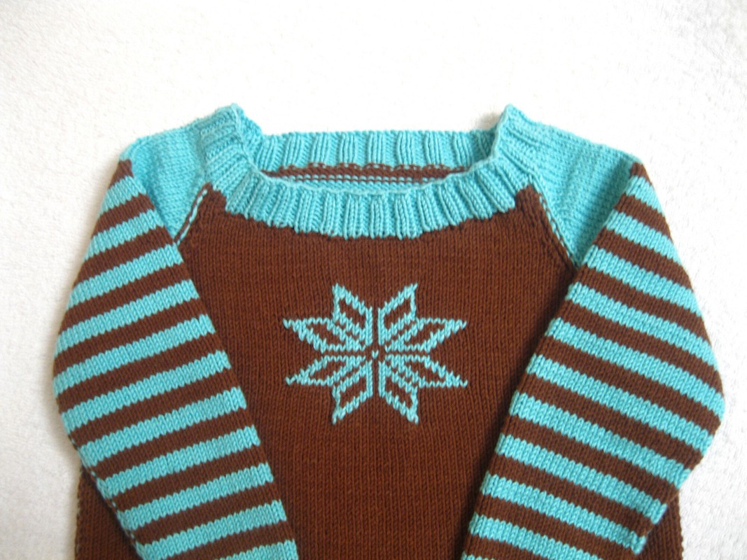 Пуловер длясыночка