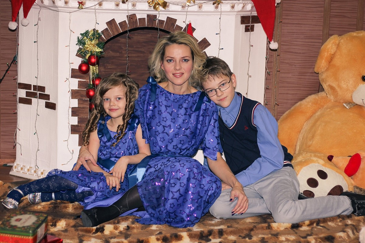 Платье детское праздничное