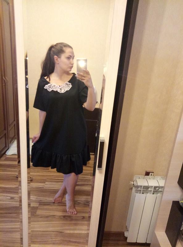 Платье «помимо маленького нужно ибольшое черное платье»