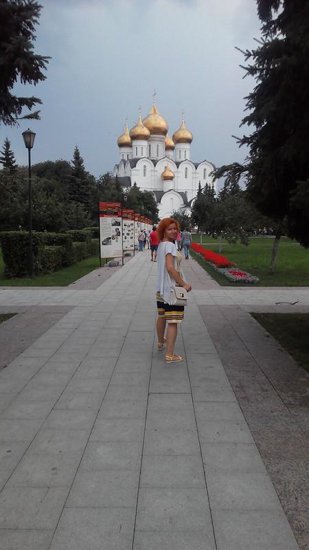 Прогулка поЯрославлю
