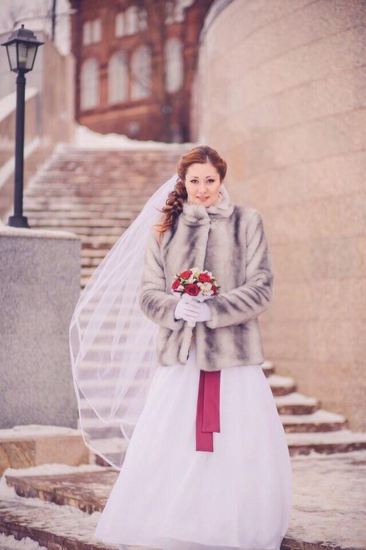 Платье свадебное от LizaBerestova