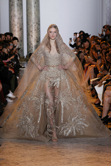 35 свадебных платьев сПарижской недели моды