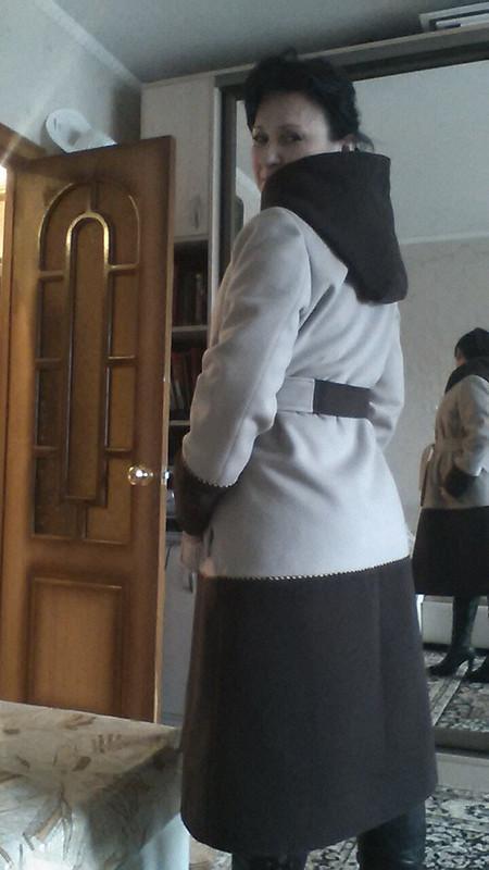 Пальто дляосени от Татьяна_Р