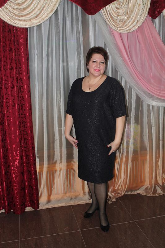 Платье, которое мне подошло