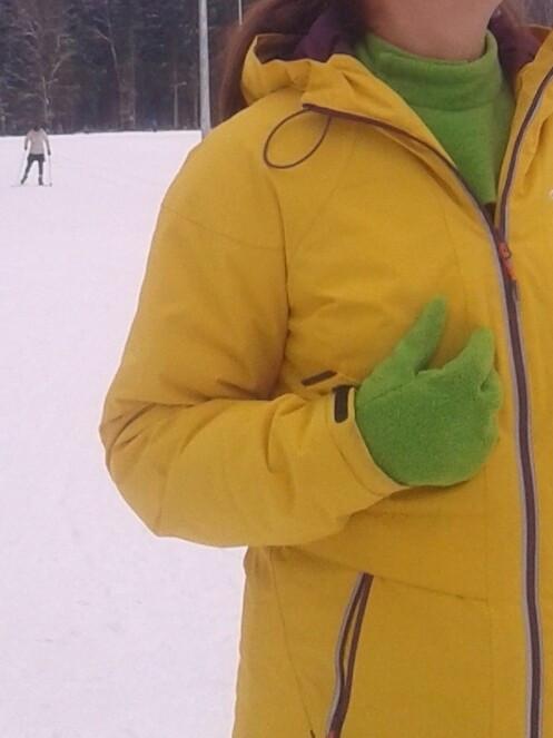 Флис дляленивых. Комплект лыжника от ЮИсаева