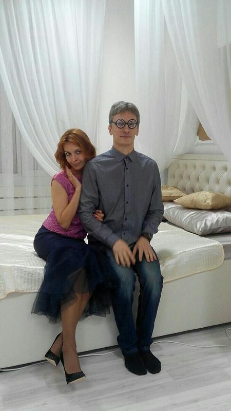 Проект «Новогодний»...или все, кроме туфелек))))) от Савирина