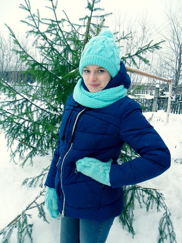 Мята кновой куртке)