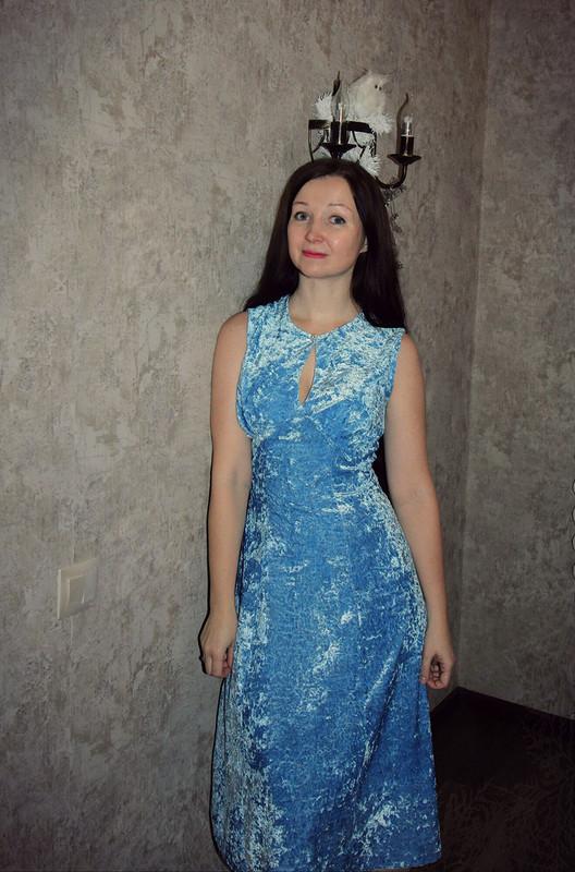 Новогоднее платье от danin