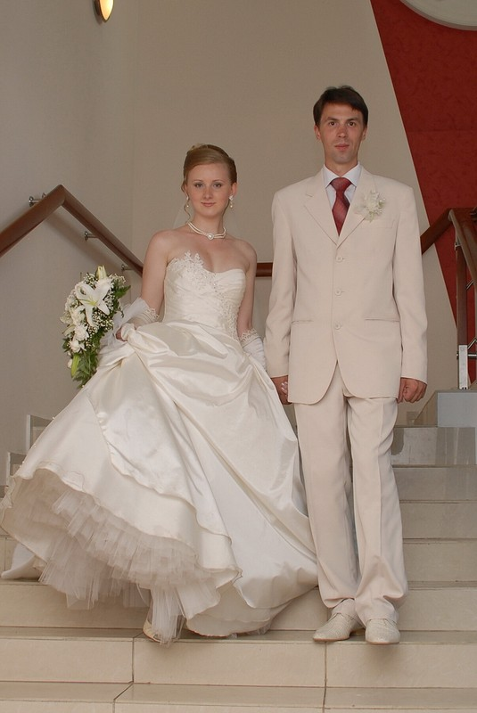 Мое свадебное)))