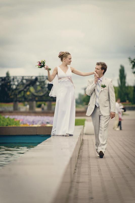 Свадебное платье дляподруги
