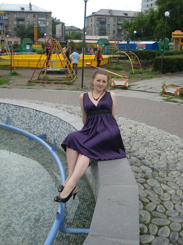 Платье навыпускной от Elena_Gladkih