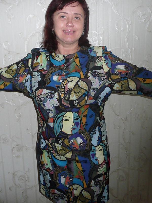 Dress Picasso от Аleta