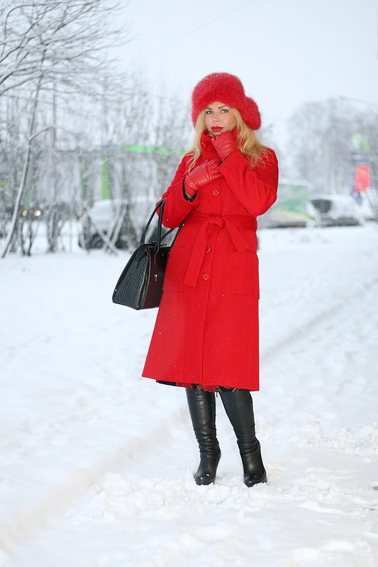 Зима вкрасном-2 от YliaM