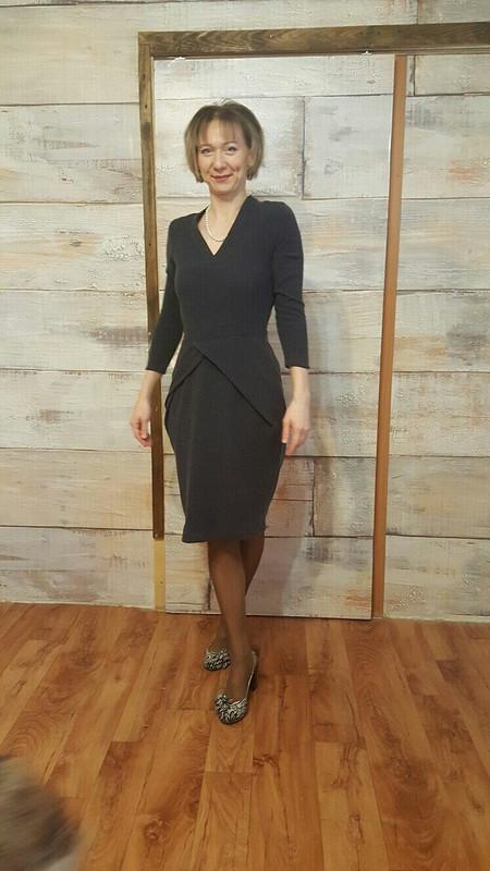 Платье сушками от ТатьянаАлиса
