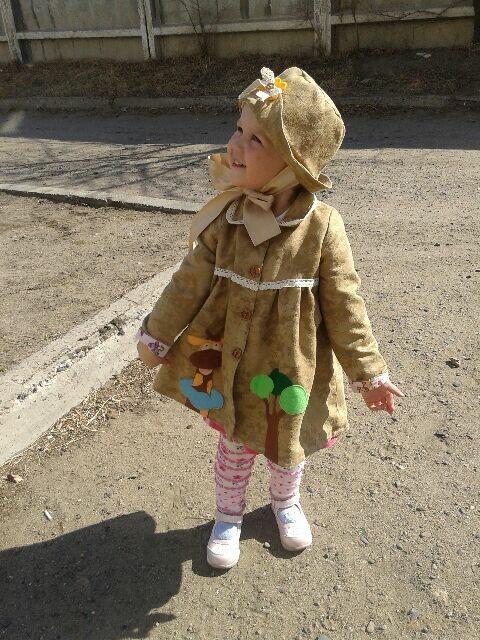 Пальто ишляпка от okxi2006