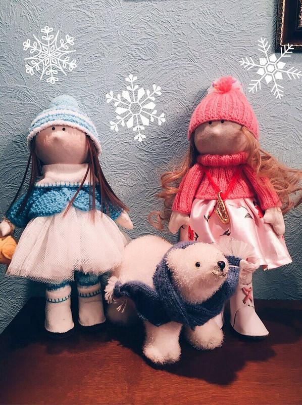 Мои куклята