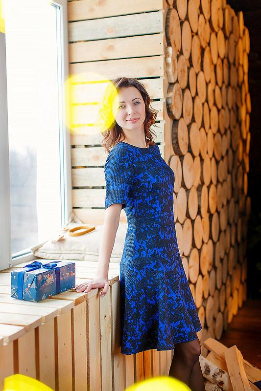Синее,синее от Юля86