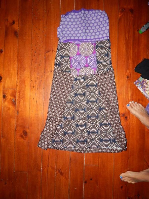 Эскиз нового платья