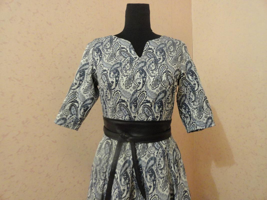 Платье двухлетней давности от Анна Трухачева