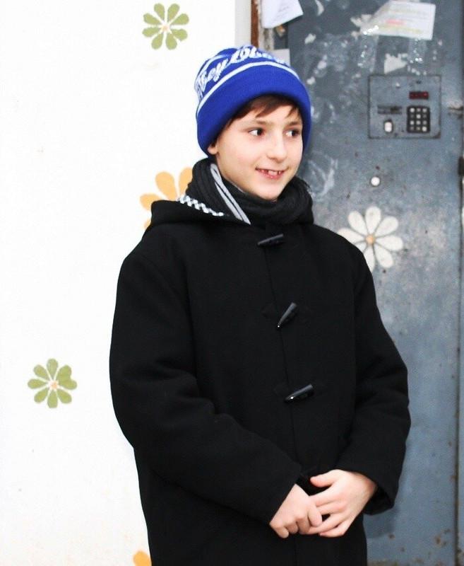 Зимнее пальто длясына от mathronka