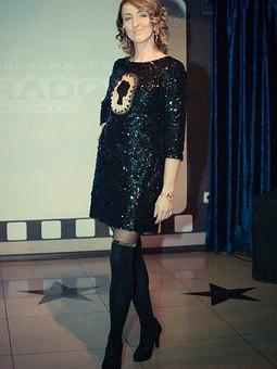 Работа с названием Платье от Бэллы