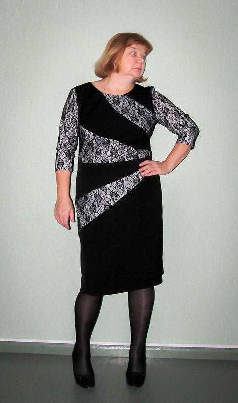 Little black dress или почти МЧП..)