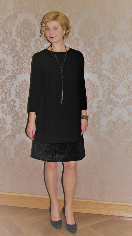 Little black dress. Немного вдохновения отDG