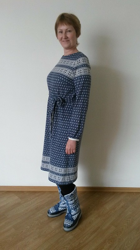 Не скандинавское платье