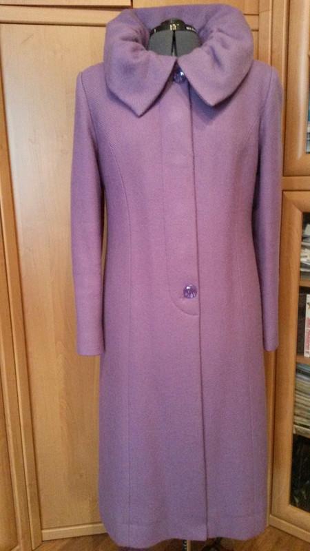 Фиолетовое пальто от vl-olga-2010