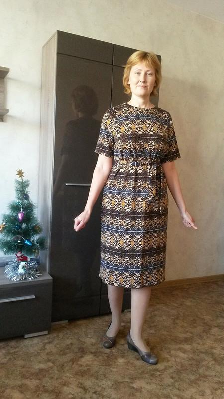 Платье подНовый год 2014 и2016 от vl-olga-2010