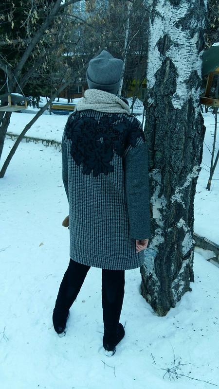 Не скучное пальто