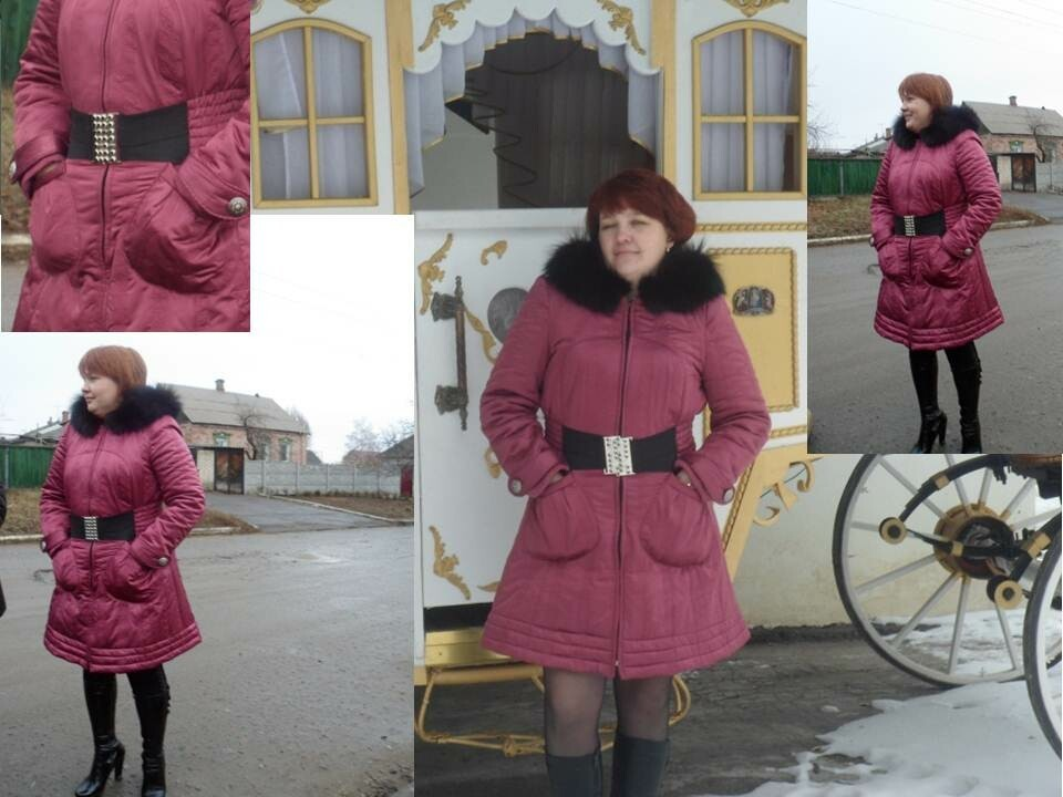 Пальто от lenakost