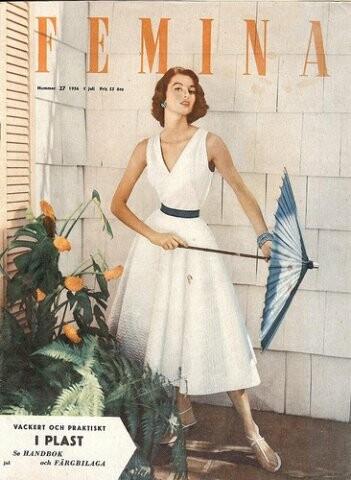 Ретро-платье от KyKyshka86