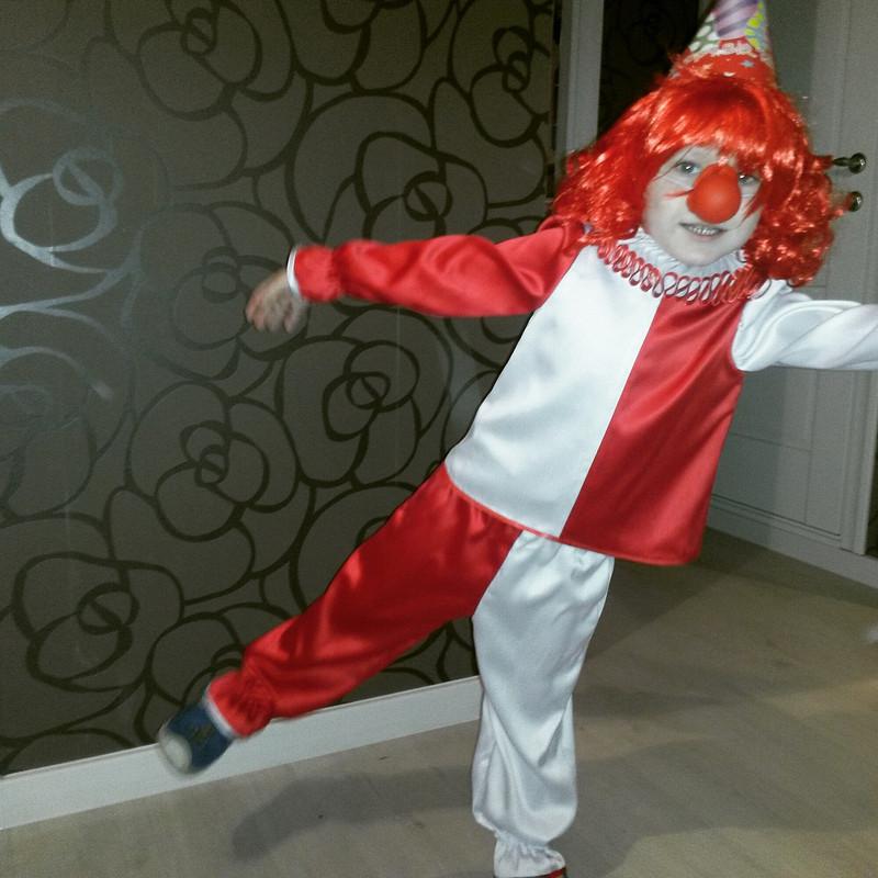 Новогодний клоун от olenka-frost