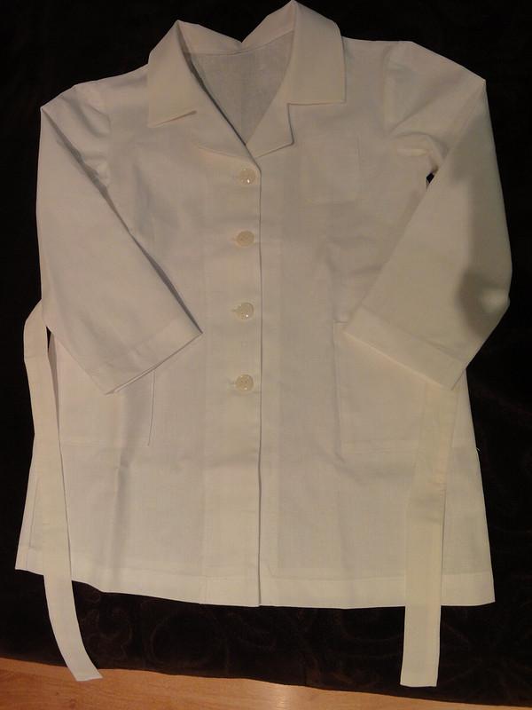 Спец.одежда юного доктора