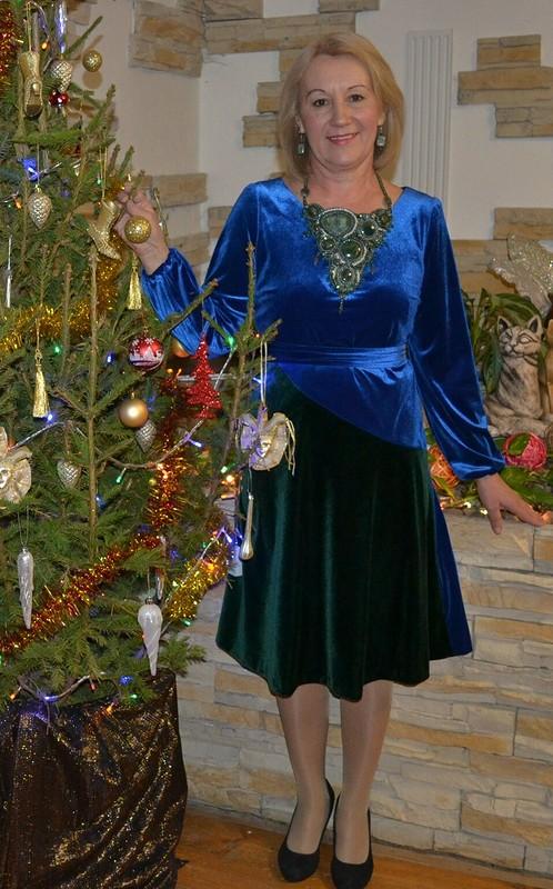 Платье наникъях