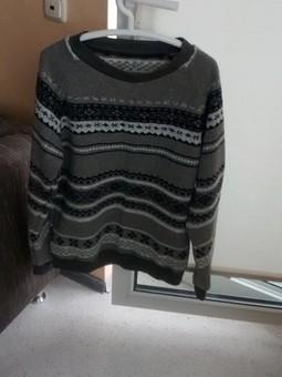 Работа с названием Мужские пуловеры