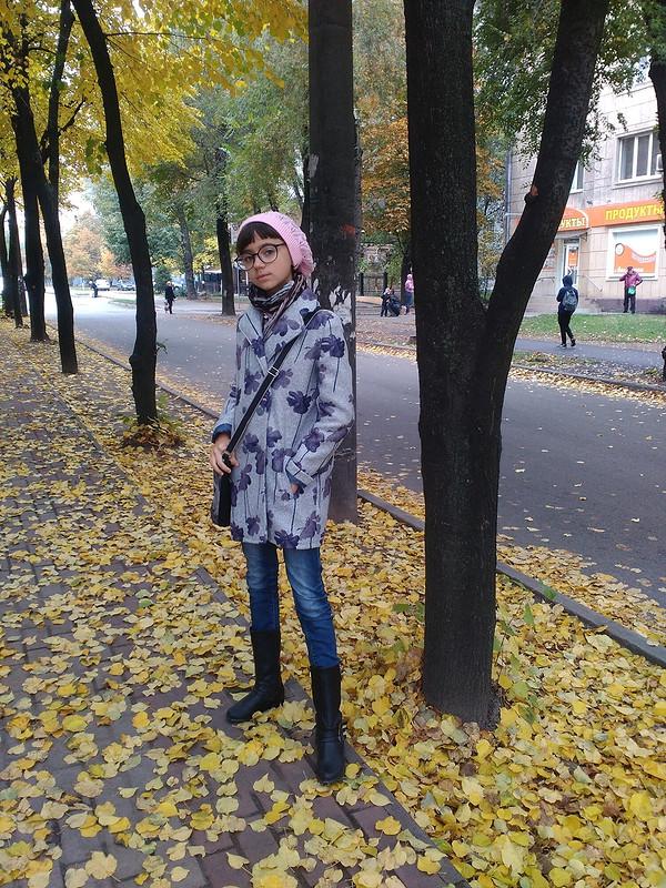 Жакет-пальто длядочки