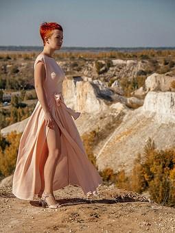 Работа с названием Платье для подружки невесты