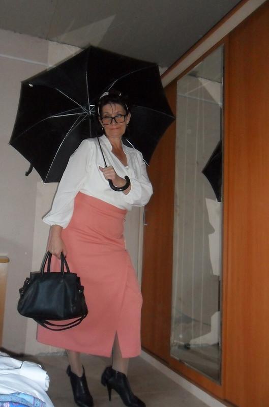 С Днем Учителя или юбка сзапахом! от REA12345