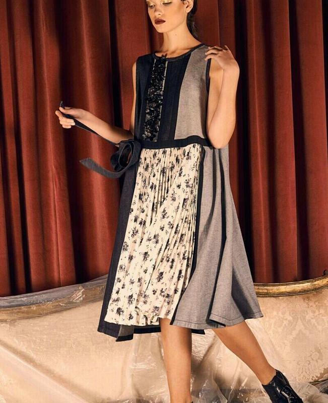 Платье-эксперимет от Юлия Морозова